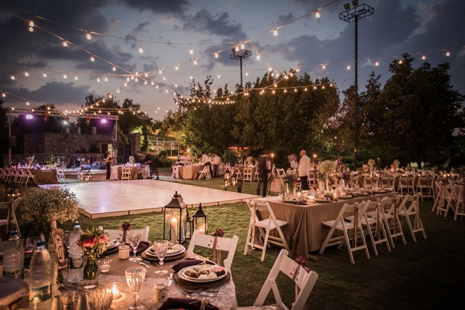 Magical Lighting for Your Wedding and Reception